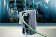 Siemens Industrial Ethernet switches for reliable communication in harsh environments