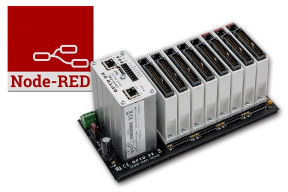 Opto 22 digitally wires the Industrial Internet of Things with release of Node-RED Nodes