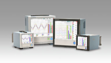 Yokogawa Releases GX and GP Series Paperless Recorders
